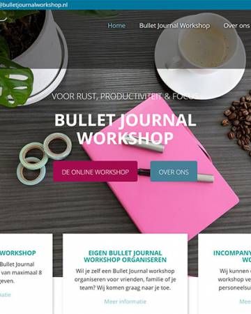 Bulletjournalworkshop